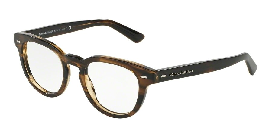 Dolce & Gabbana 0DG3225 Brown Eyeglasses