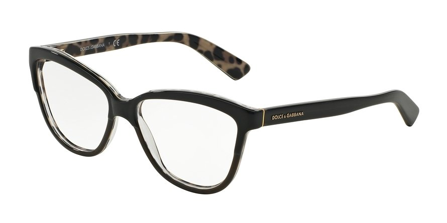 Dolce & Gabbana 0DG3229 Black Eyeglasses