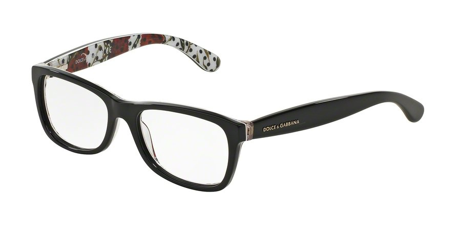 Dolce & Gabbana 0DG3231 Black Eyeglasses