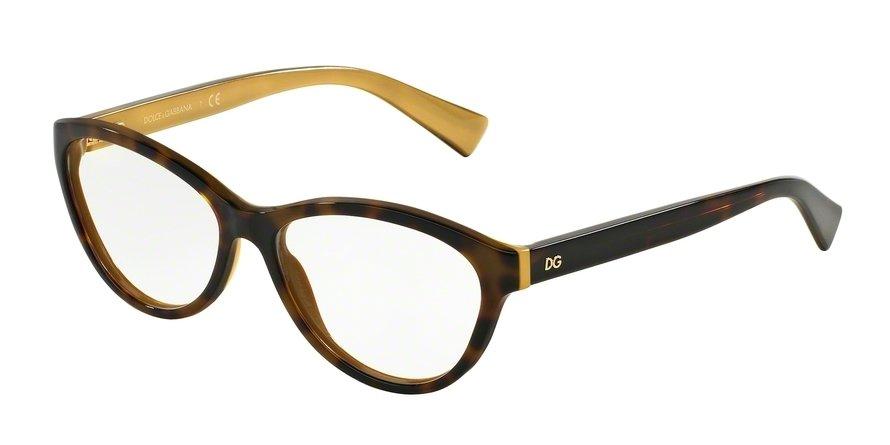Dolce & Gabbana 0DG3232 Havana Eyeglasses