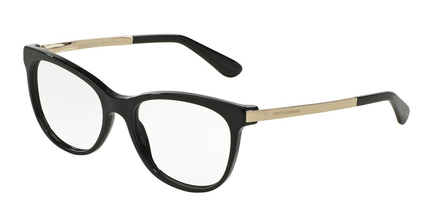 Dolce & Gabbana 0DG3234F Black Eyeglasses