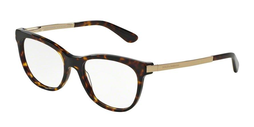 Dolce & Gabbana 0DG3234F Havana Eyeglasses