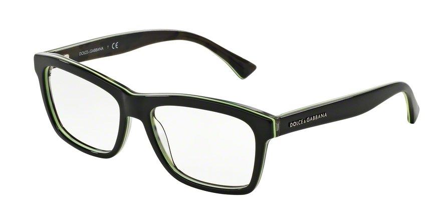 Dolce & Gabbana 0DG3235F Black Eyeglasses