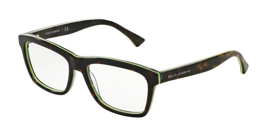 Dolce & Gabbana 0DG3235F Havana Eyeglasses