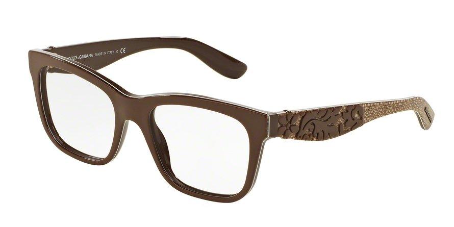 Dolce & Gabbana 0DG3239 Brown Eyeglasses