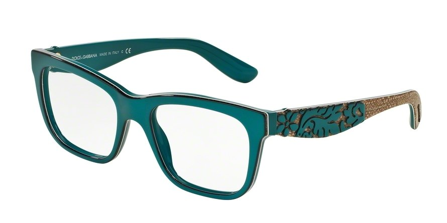 Dolce & Gabbana 0DG3239F Green Eyeglasses