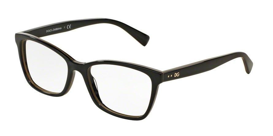 Dolce & Gabbana 0DG3245 Black Eyeglasses