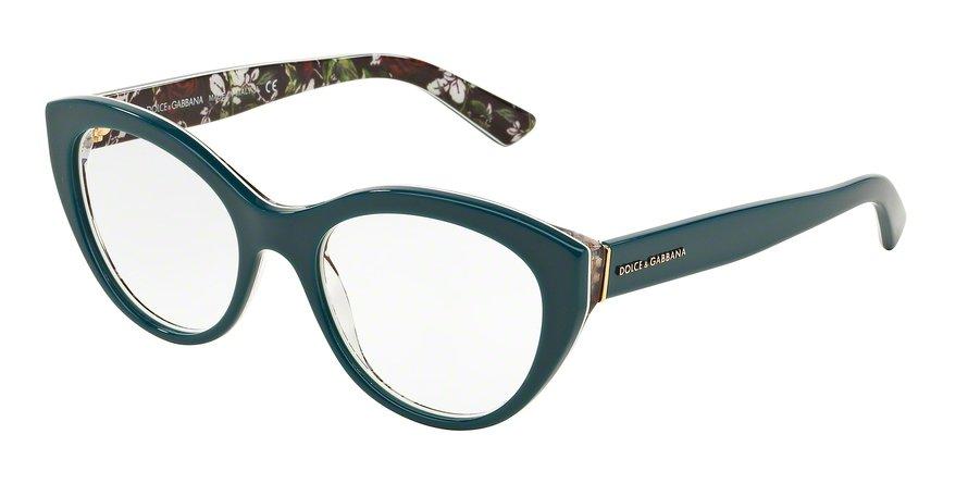 Dolce & Gabbana 0DG3246 Green Eyeglasses