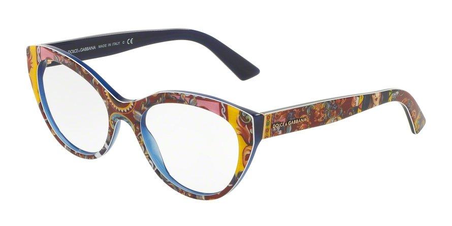 Dolce & Gabbana 0DG3246 TOP HANDCARTBLUE Eyeglasses