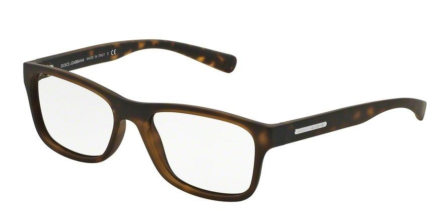 Dolce & Gabbana 0DG5005 CRYSTALHAVANA RUBBER Eyeglasses
