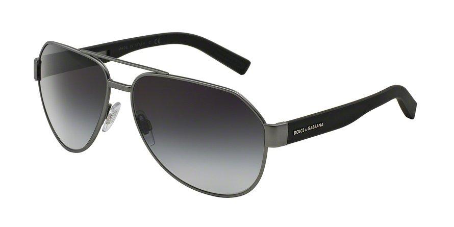 Dolce & Gabbana 0DG2149 Gunmetal Sunglasses