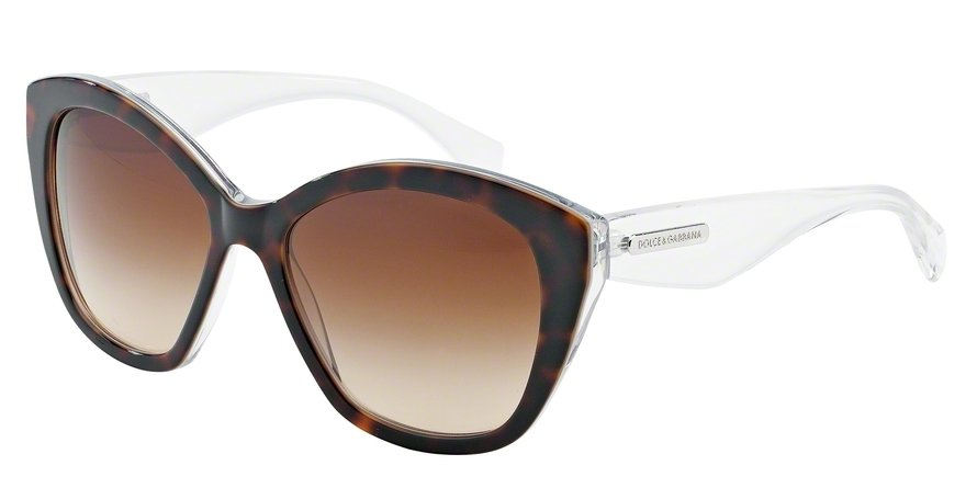 Dolce & Gabbana 0DG4220 Havana Sunglasses