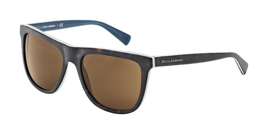 Dolce & Gabbana 0DG4229 Havana Sunglasses