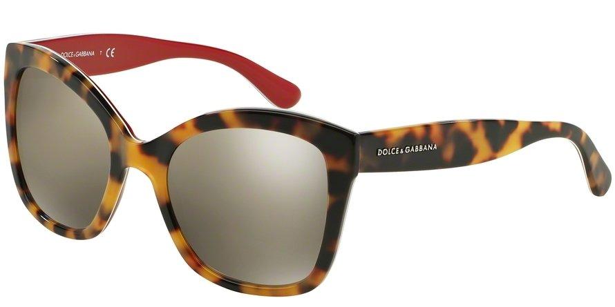 Dolce & Gabbana 0DG4240 Havana Sunglasses