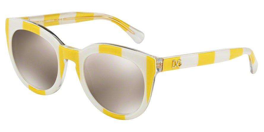 Dolce & Gabbana 0DG4249 Havana Sunglasses