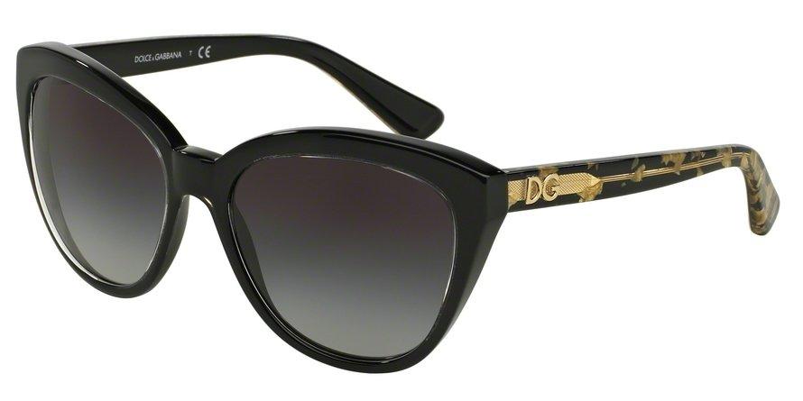 Dolce & Gabbana 0DG4250 Black Sunglasses