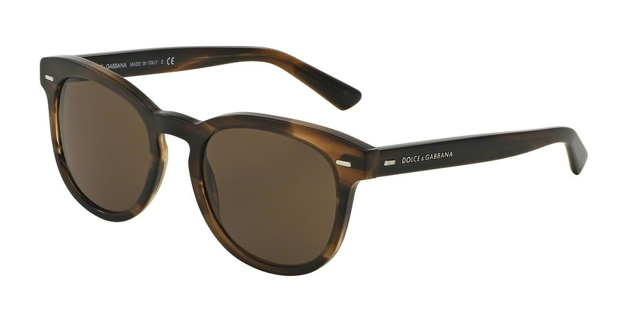 Dolce & Gabbana 0DG4254 Brown Sunglasses