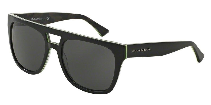 Dolce & Gabbana 0DG4255 Black Sunglasses