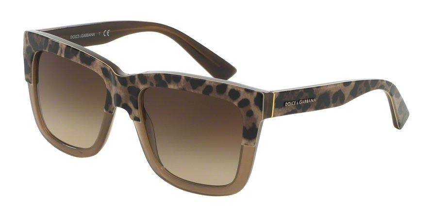 Dolce & Gabbana 0DG4262 Light Brown Sunglasses