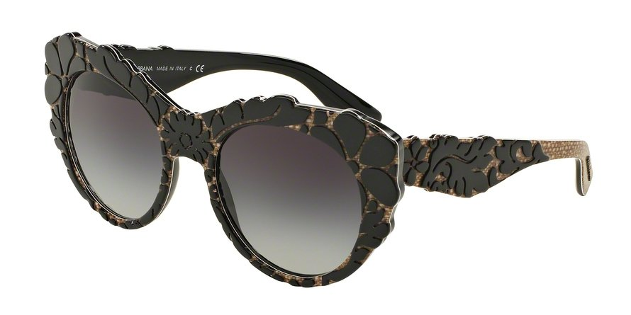 Dolce & Gabbana 0DG4267 Black Sunglasses