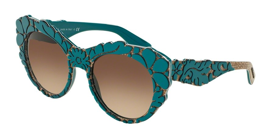 Dolce & Gabbana 0DG4267 Green Sunglasses
