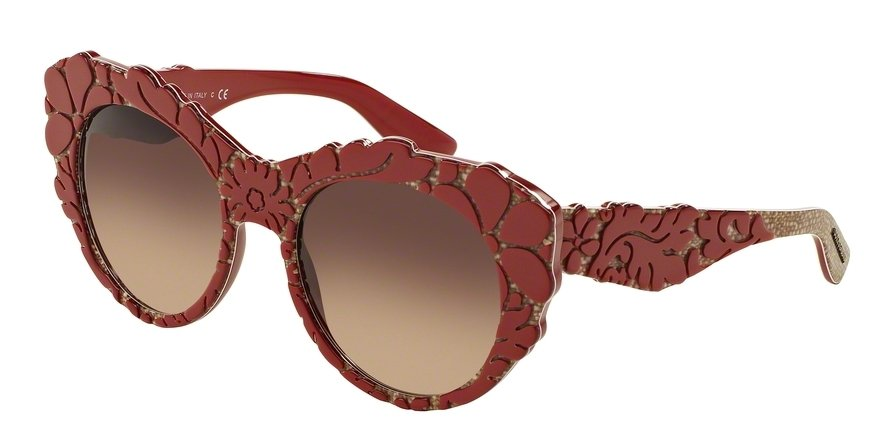 Dolce & Gabbana 0DG4267F Red Sunglasses