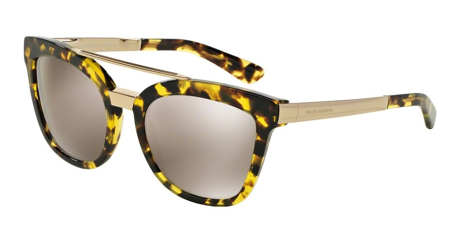 Dolce & Gabbana 0DG4269 Yellow Sunglasses