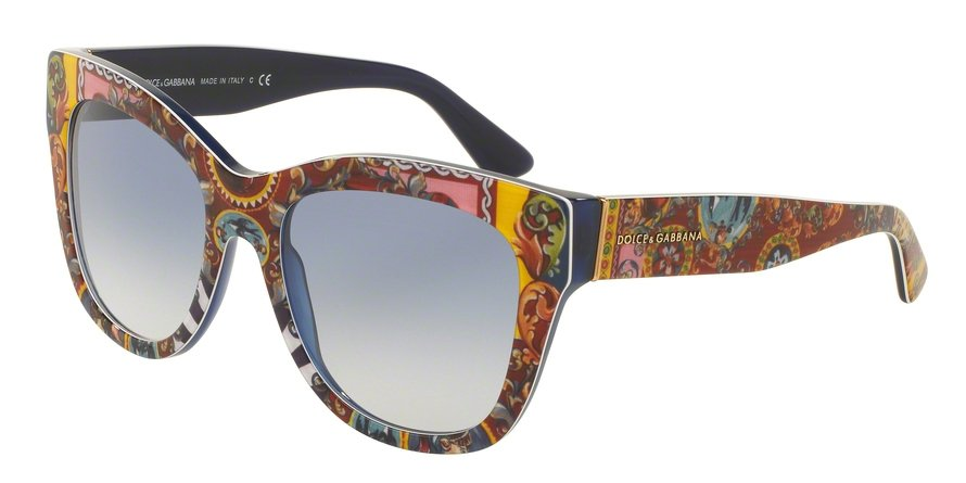 Dolce & Gabbana 0DG4270 TOP HANDCARTBLUE Sunglasses