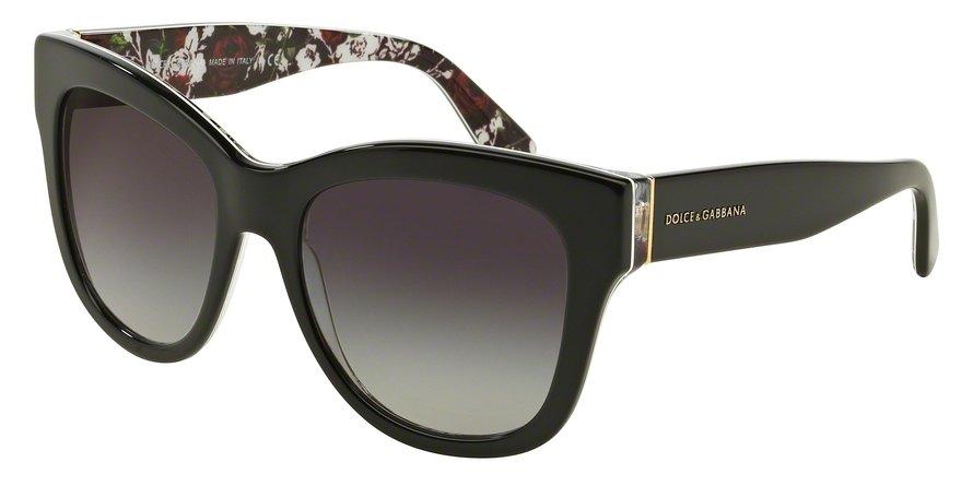 Dolce & Gabbana 0DG4270F Black Sunglasses