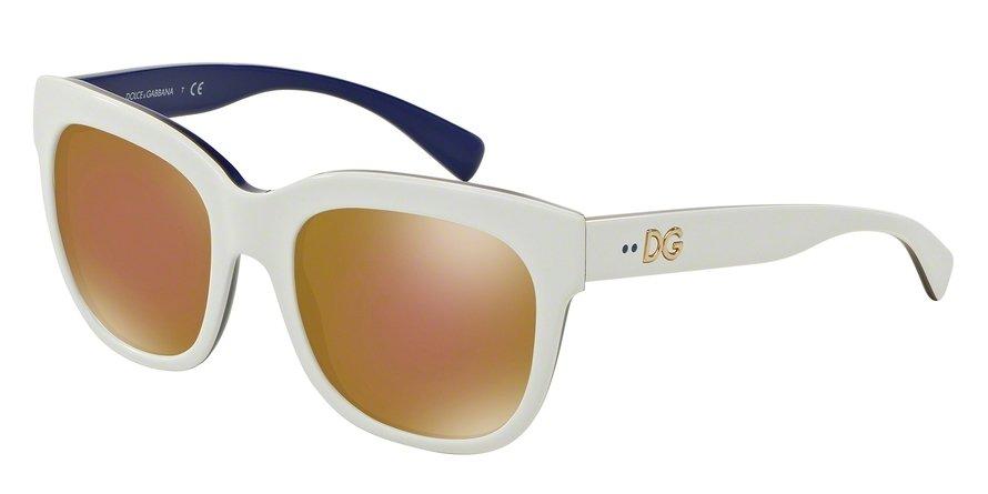 Dolce & Gabbana 0DG4272 White Sunglasses