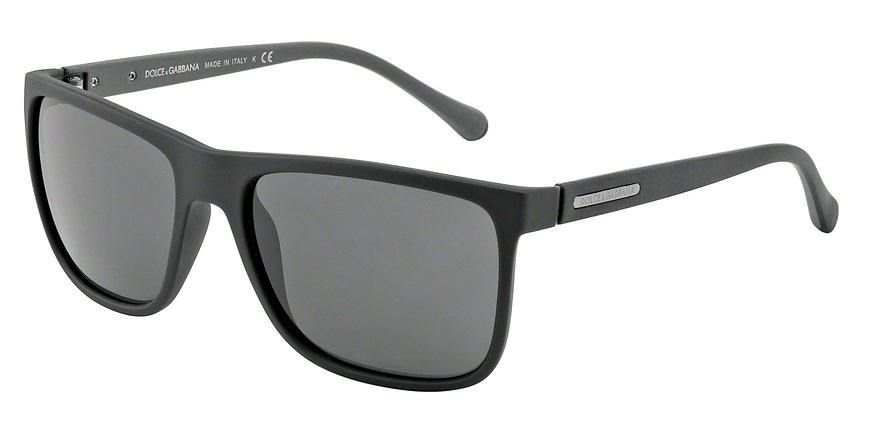 Dolce & Gabbana 0DG6086 Black Sunglasses
