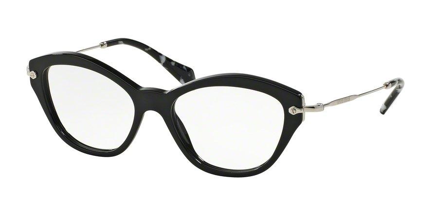 MU 0MU 02OV Black Eyeglasses