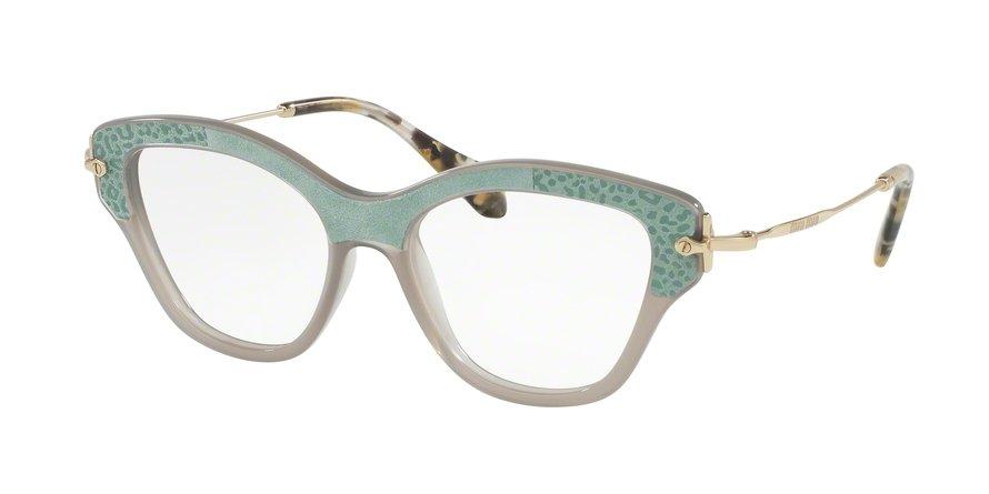 MU 0MU 07OV Green Eyeglasses