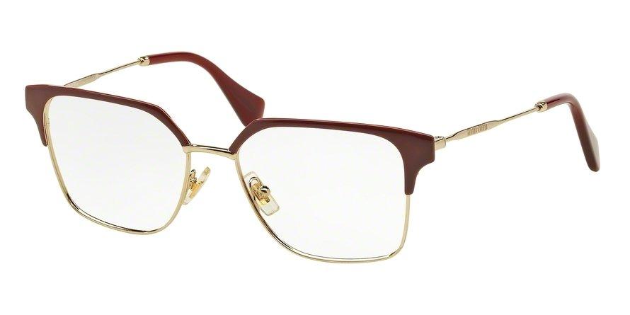 MU 0MU 52OV Bordeaux Eyeglasses