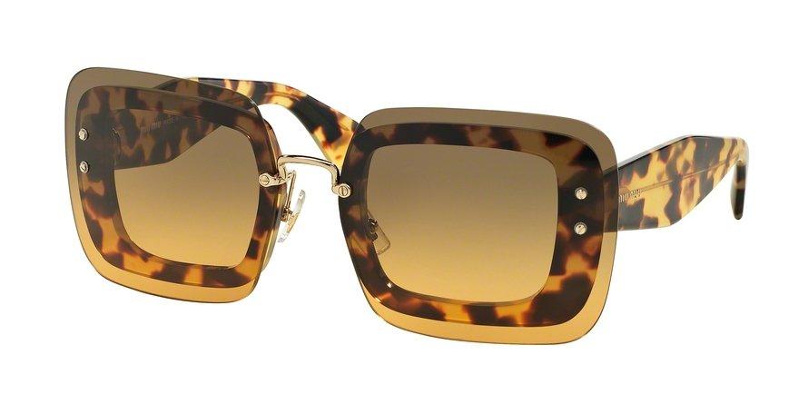 MU 0MU 02RS Havana Sunglasses