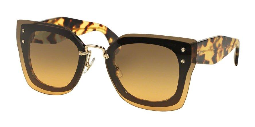 MU 0MU 04RS Black Sunglasses