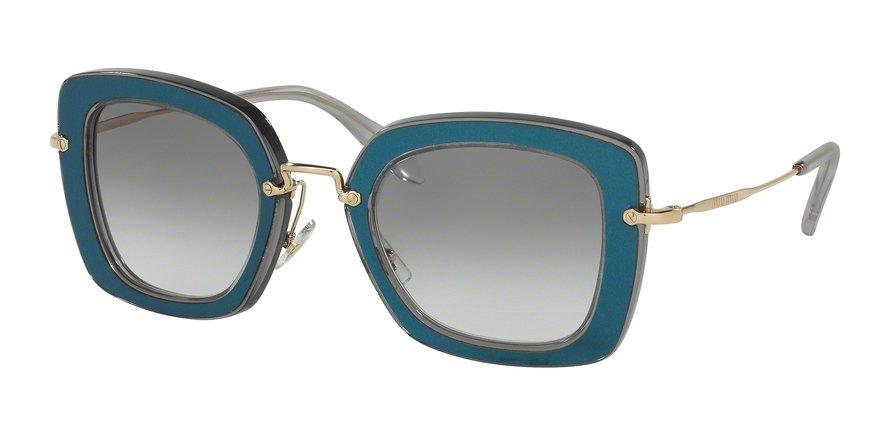MU 0MU 07OS Grey Sunglasses