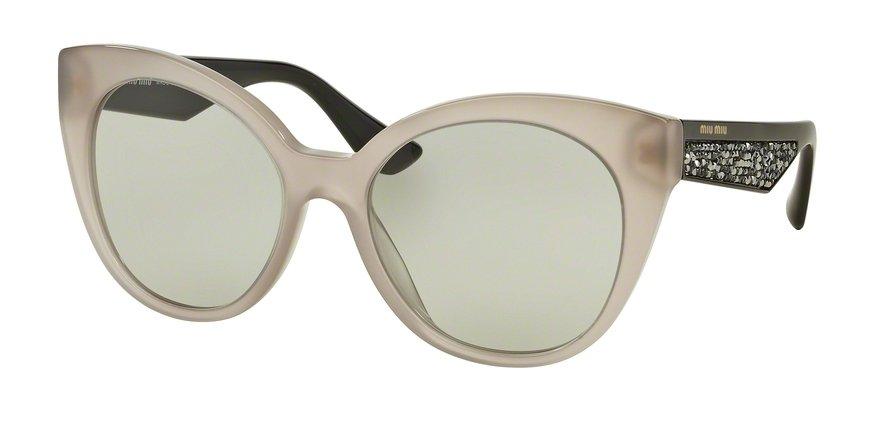 MU 0MU 07RS Light Brown Sunglasses