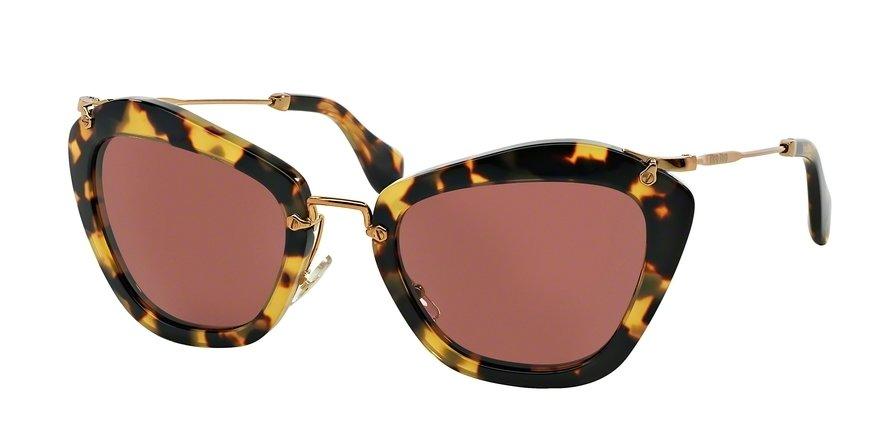 MU 0MU 10NS Havana Sunglasses