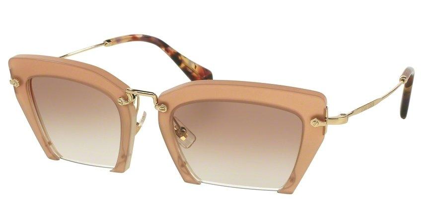 MU 0MU 10QS Pink Sunglasses