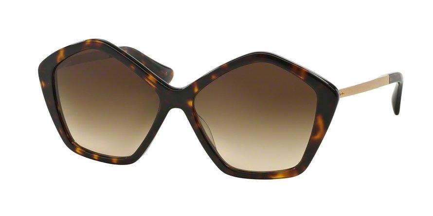 MU 0MU 11NS Havana Sunglasses