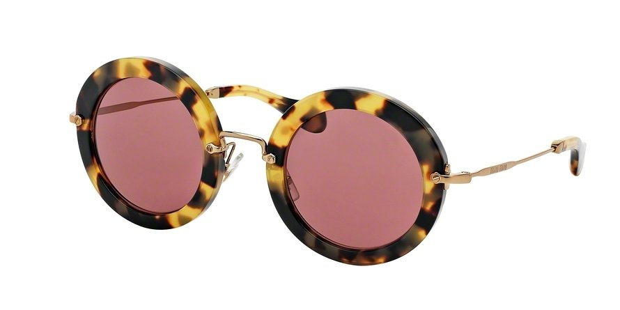 MU 0MU 13NS Honey Sunglasses