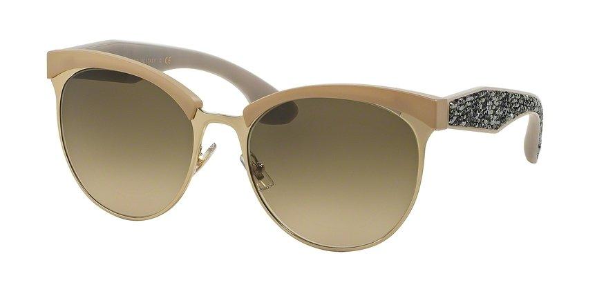 MU 0MU 54QS Ivory Sunglasses