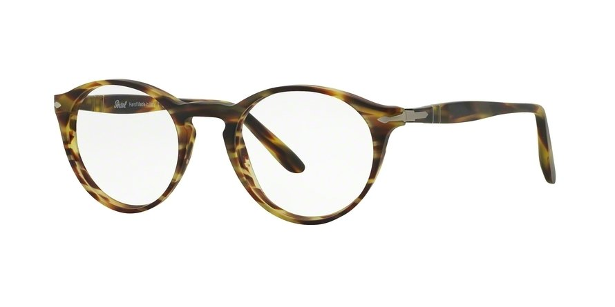 Persol 0PO3092V STRIPPED GREEN Eyeglasses