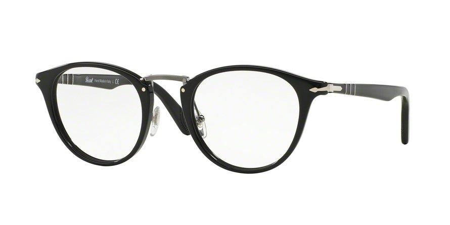 Persol 0PO3107V Black Eyeglasses