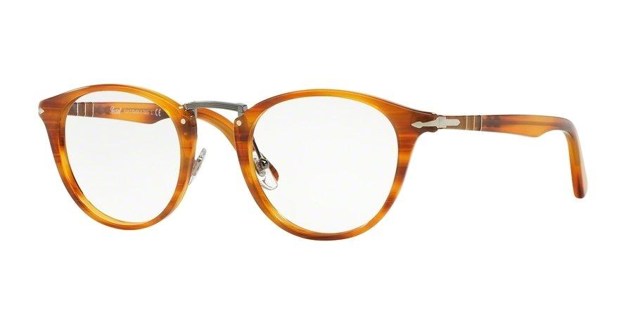 Persol 0PO3107V Brown Eyeglasses