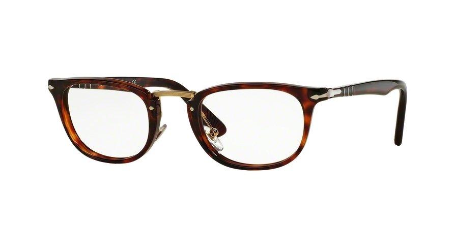 Persol 0PO3126V Havana Eyeglasses
