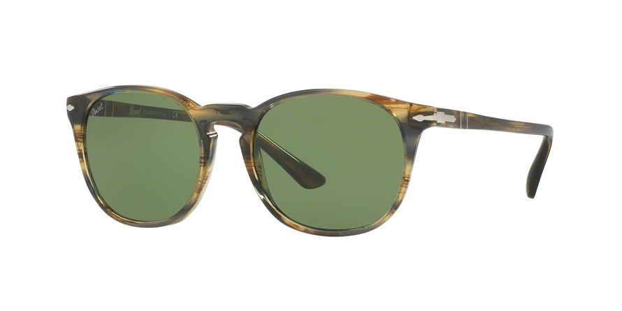 Persol 0PO3007S Brown Sunglasses