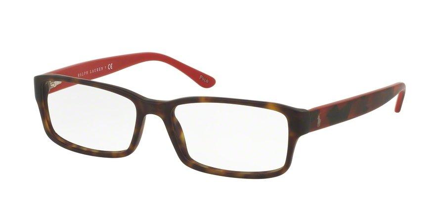 Polo 0PH2065 MATTE DARK HAVANA Eyeglasses