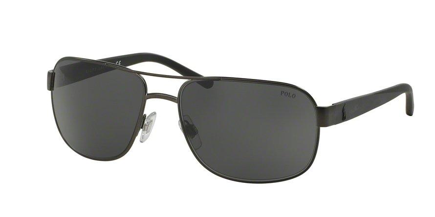 Polo 0PH3093 Gunmetal Sunglasses